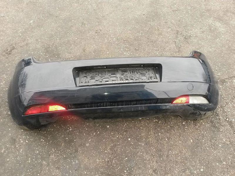Stoßstange hinten mit Kratzern siehe Photo´s FIAT PUNTO/GRANDE PUNTO (199) 1.2 48 KW