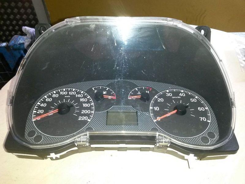 Tachometer Kombiinstrument FIAT PUNTO/GRANDE PUNTO (199) 1.2 48 KW