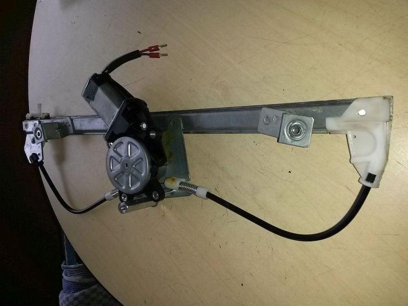 Fensterheber links vorn elektrischer Fensterheber FIAT PUNTO/GRANDE PUNTO (199) 1.2 48 KW