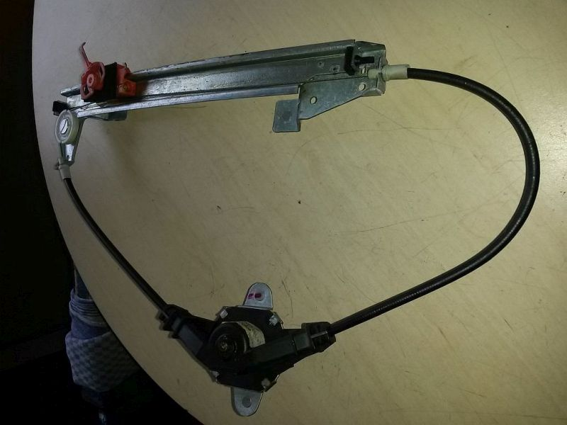 Fensterheber links hinten mechanischer Fensterheber FIAT PUNTO/GRANDE PUNTO (199) 1.2 48 KW