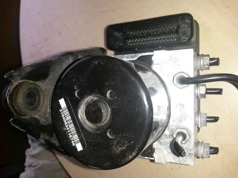 Bremsaggregat ABS ESC - ABS Bremsaggregat VW 2KN CADDY III KASTEN 2KA 1.6 TDI 55 KW