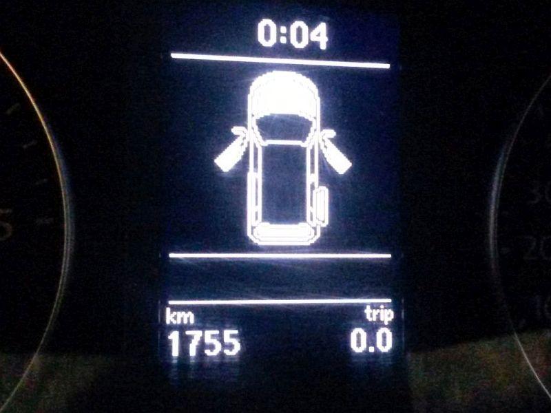 Klimakompressor Druckschalter defekt siehe Photo VW CADDY IV KASTEN MAXI 2.0 TDI 75 KW