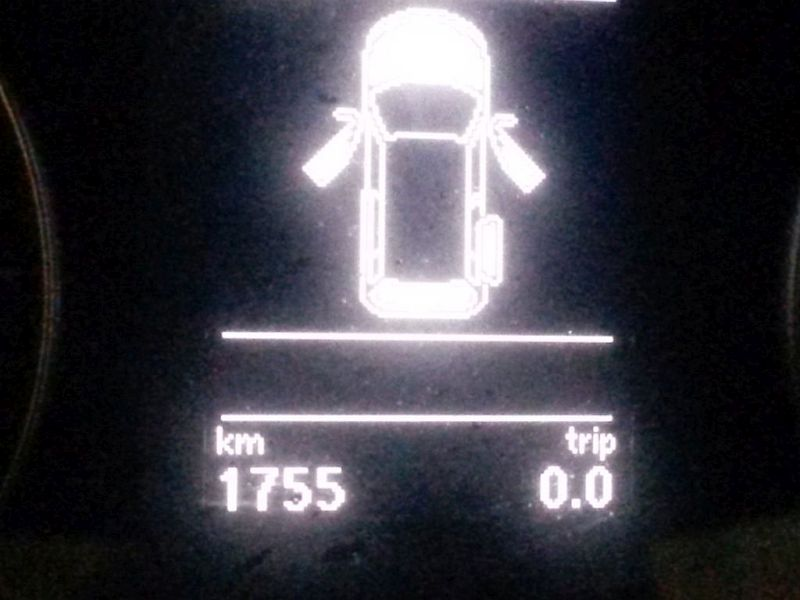 Stoßdämpfer links hinten  VW CADDY IV KASTEN MAXI 2.0 TDI 75 KW