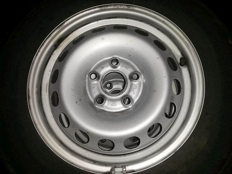 Felge Stahl  VW CADDY IV KASTEN MAXI 2.0 TDI 75 KW