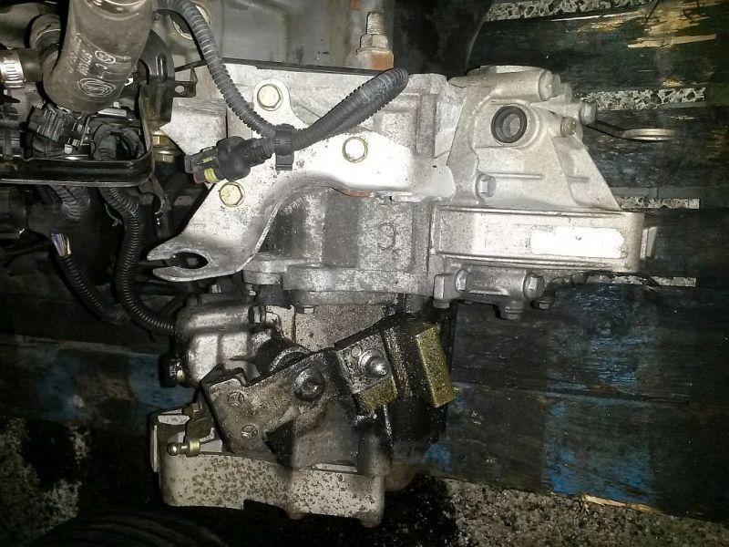 Getriebe (Schaltung) 5 Gang Getriebe FIAT PANDA (169) 1.1 40 KW
