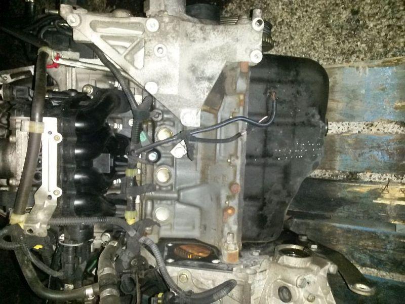 Motor ohne Anbauteile  FIAT PANDA (169) 1.1 40 KW
