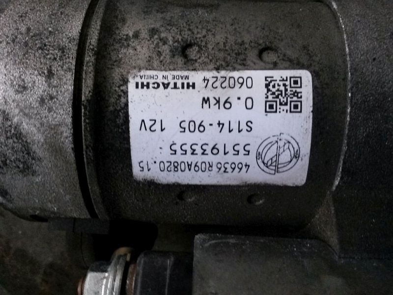 Anlasser Starter FIAT PANDA (169) 1.1 40 KW