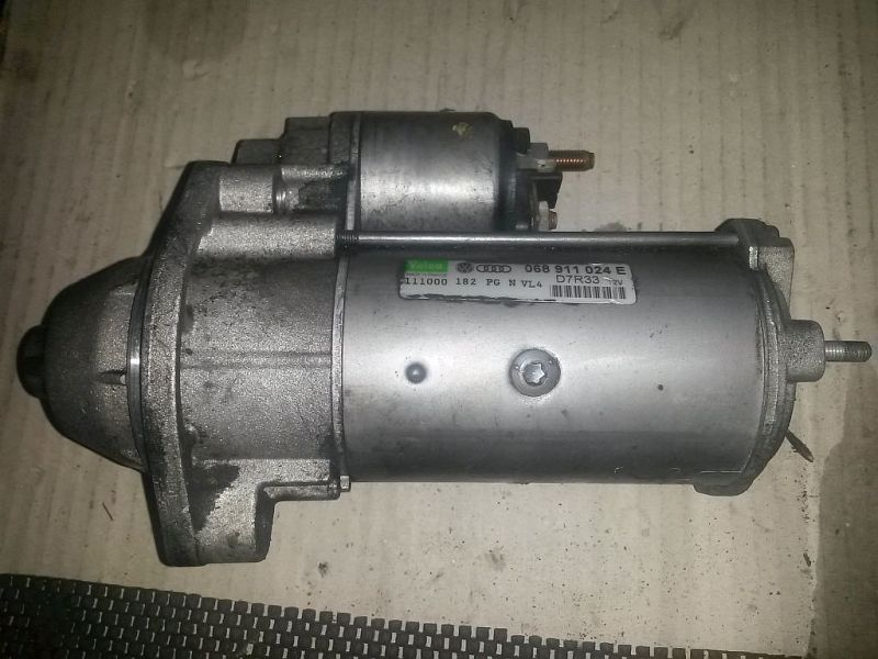 Anlasser Starter AUDI A4 (8D2, B5) 1.9 TDI 66 KW