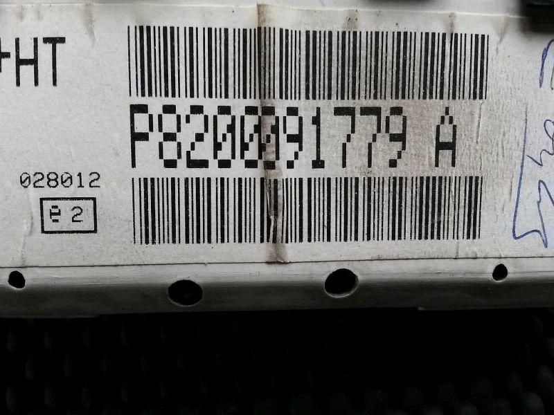 Bordcomputer Display RENAULT CLIO II (BB0/1/2_, CB0/1/2_) 1.5 DCI