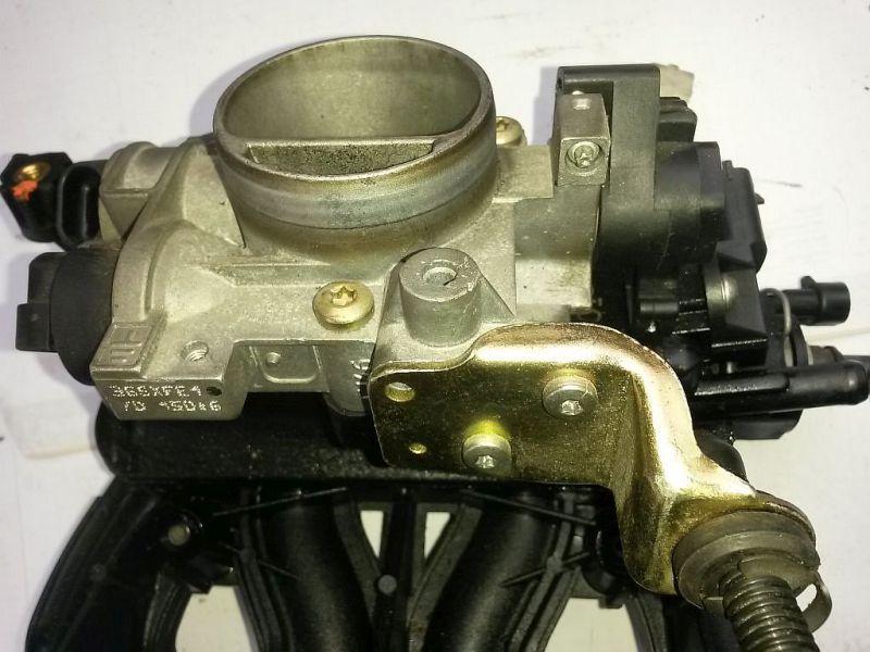 Drosselklappe  FIAT PANDA (169) 1.1 40 KW