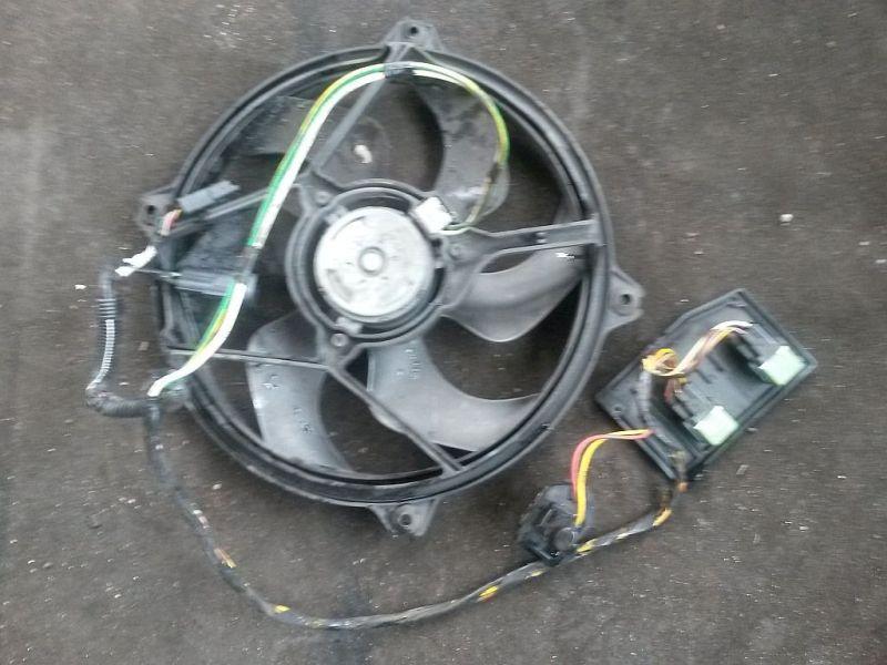 Elektromotor, Kühlerlüfter  CITROEN XSARA PICASSO (N68) 1.6 70 KW