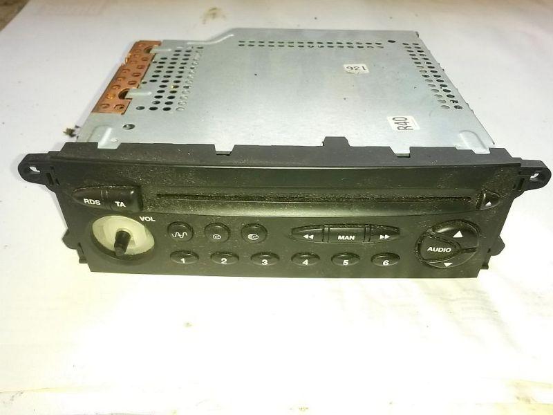 CD-Radio  CITROEN XSARA PICASSO (N68) 1.6 70 KW