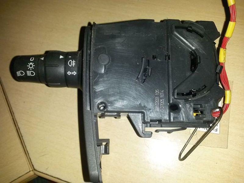 Blinkerschalter Schalter Licht RENAULT MODUS (F/JP0_) 1.5 DCI 50 KW