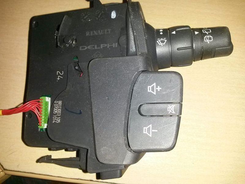 Schalter Wischer  RENAULT MODUS (F/JP0_) 1.5 DCI 50 KW