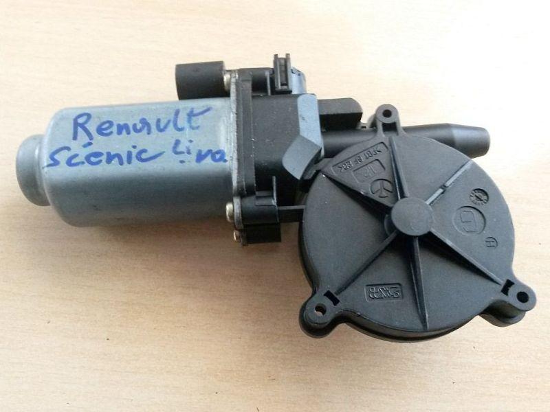 Motor Fensterheber links vorn  RENAULT SCÉNIC I (JA0/1_) 1.9 DTI (JA1U) 59 KW
