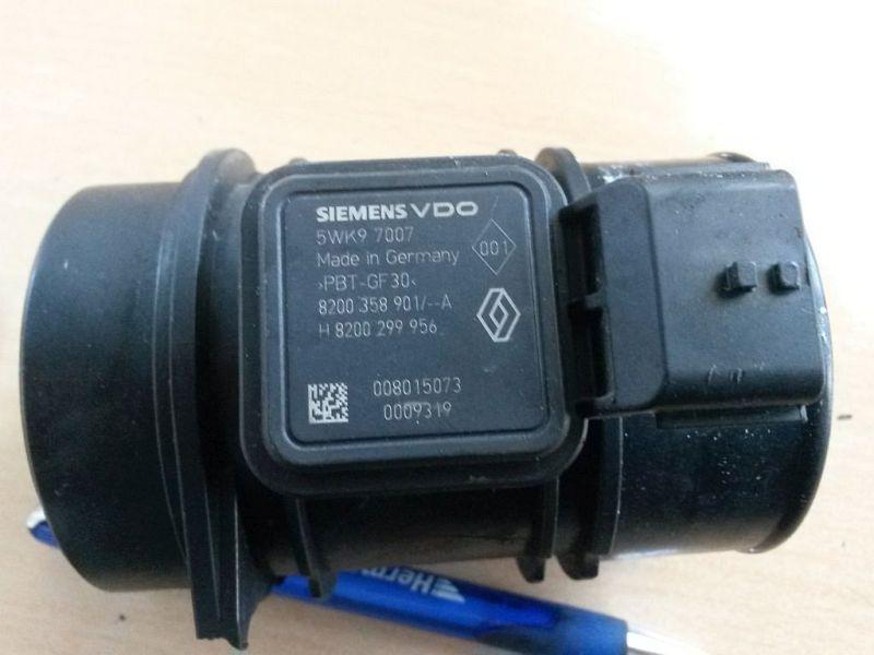 Luftmassenmesser  RENAULT MODUS (F/JP0_) 1.5 DCI 50 KW