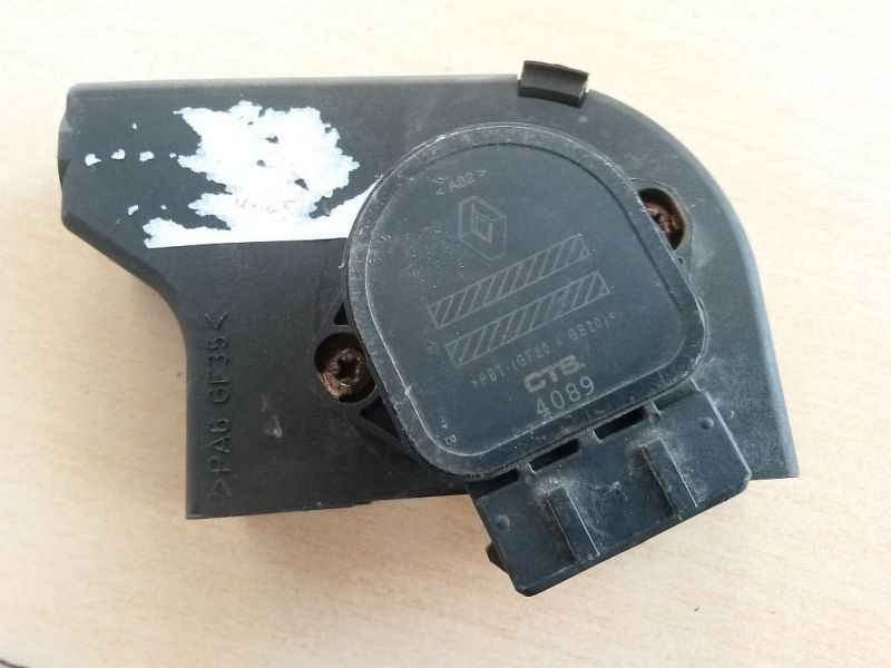 Sensor Gaspedalstellung  RENAULT MEGANE I (BA0/1_) 1.9 DTI (BA08, BA0N) 72 KW