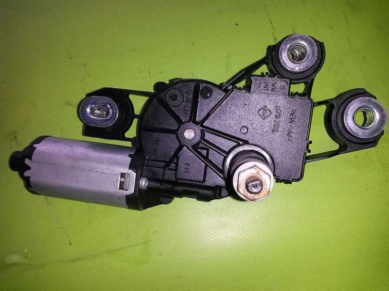 Wischermotor hinten  SEAT ALTEA (5P1) 1.4 16V MPI 63 KW