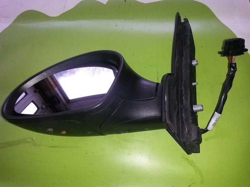Außenspiegel elektrisch Standard links  SEAT ALTEA (5P1) 1.4 16V MPI 63 KW