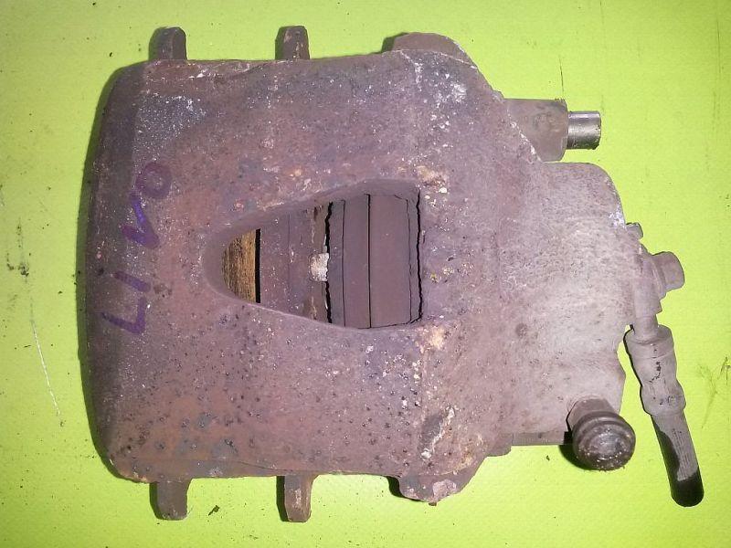 Bremssattel links vorn  SEAT ALTEA (5P1) 1.4 16V MPI 63 KW