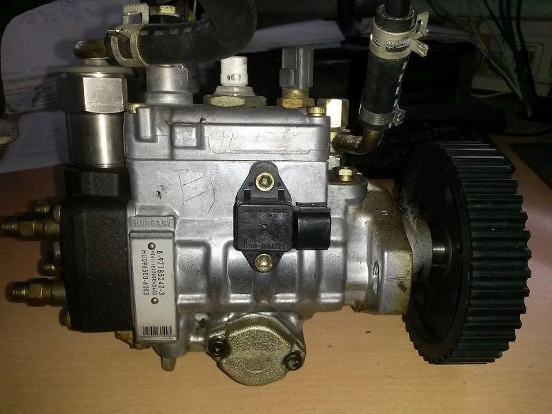 Einspritzpumpe (Diesel)  OPEL ASTRA G CC (F48_, F08_) 1.7 DTI 16V 55 KW
