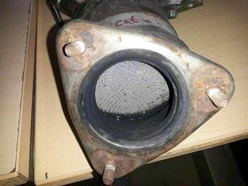 Katalysator (geregelt) FIAT DUCATO KASTEN MAXI (250) 130 MULTIJET 2,
