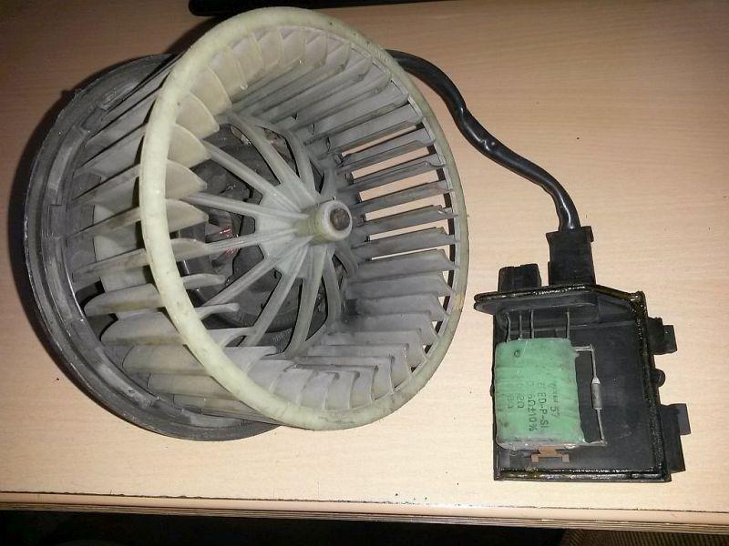 Gebläsemotor Innenraumgebläse AUDI 80 (89, 89Q, 8A, B3) 1.8 S 66 KW