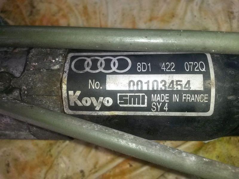 Lenkgetriebe Servo geprüftes Ersatzteil AUDI A4 AVANT (8D5, B5) 1.9 TDI 81 KW