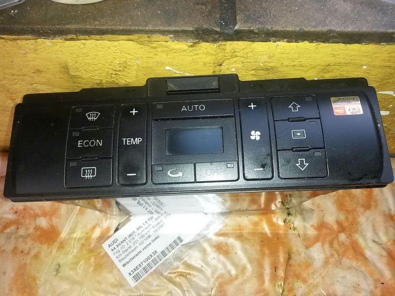 Bedienelement, Klimaanlage  AUDI A4 AVANT (8D5, B5) 1.9 TDI 81 KW