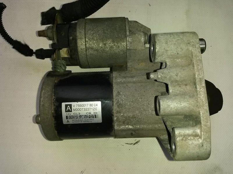 Anlasser Starter PEUGEOT 207 SW (WK) 1.4 16V ACTIVE 70 KW