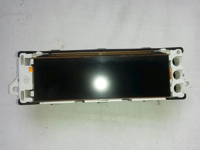 Bordcomputer Display  PEUGEOT 207 SW (WK) 1.4 16V ACTIVE 70 KW