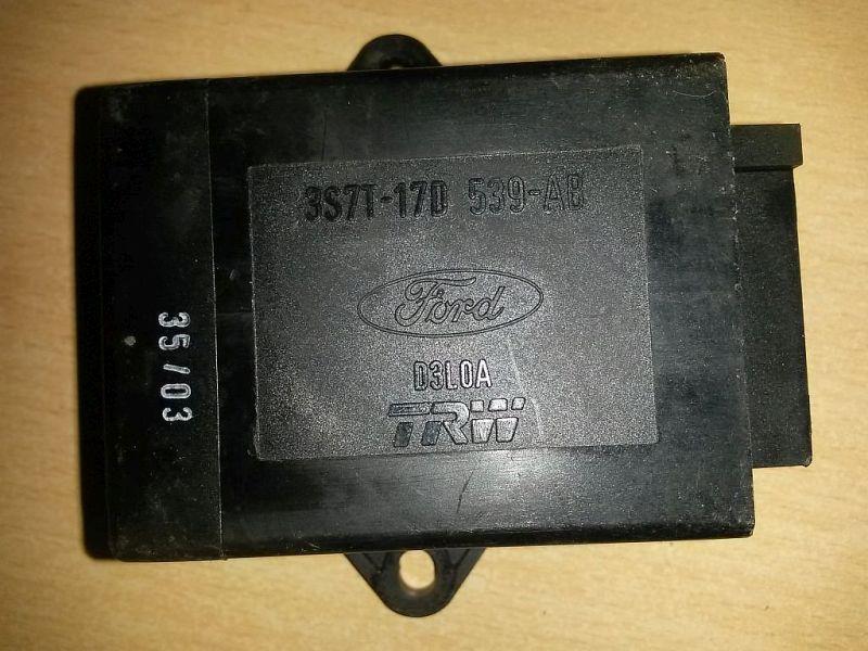 Steuergerät Steuergerät ECU Scheinwerfer FORD MONDEO III (B5Y) 2.0 TDCI 96 KW