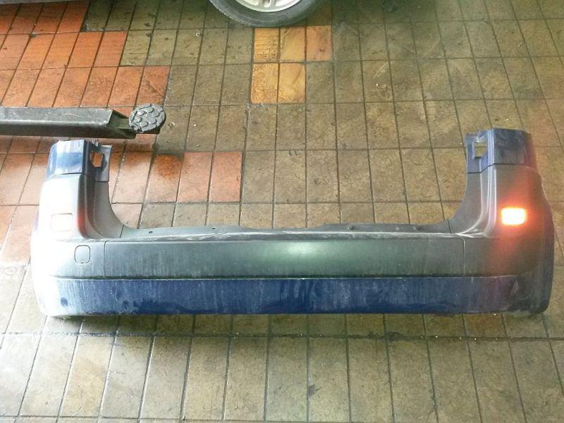 Stoßstange hinten  RENAULT SCENIC II (JM0/1_) 1.5 DCI 78 KW