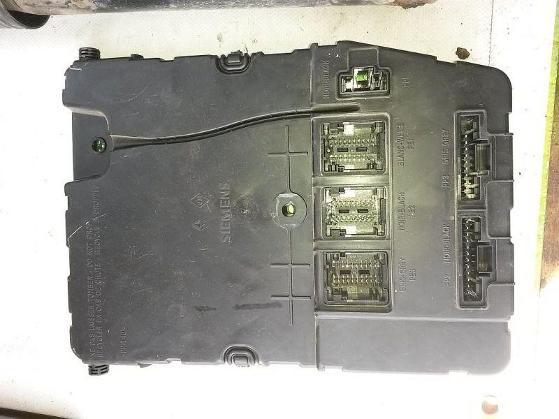 Steuergerät Zentralverriegelung Komfortsteuergerät RENAULT SCENIC II (JM0/1_) 1.5 DCI 78 KW