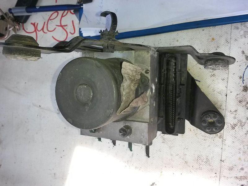 Bremsaggregat ABS  RENAULT SCENIC II (JM0/1_) 1.5 DCI 78 KW