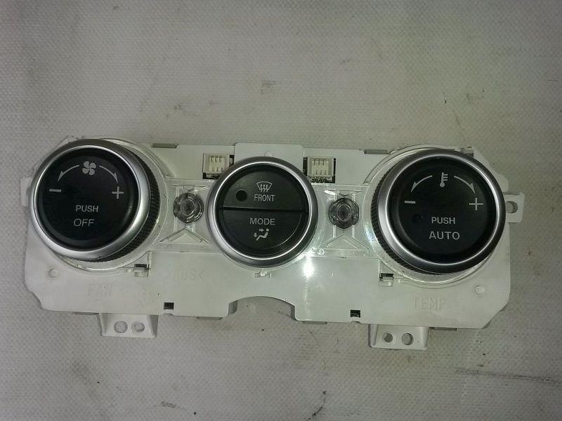 Bedienelement, Klimaanlage  MAZDA 6 HATCHBACK (GG) 2.0 DI 89 KW