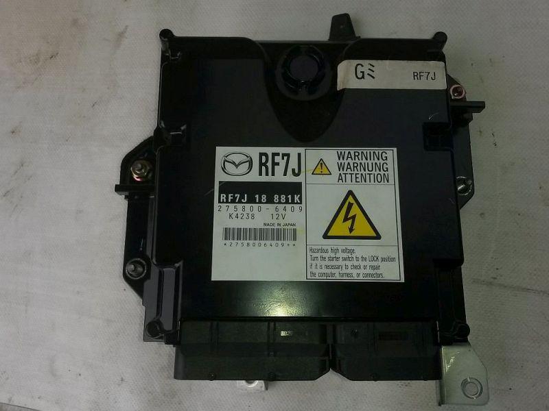 Steuergerät Motor Steuergerätesatz siehe Photo MAZDA 6 HATCHBACK (GG) 2.0 DI 89 KW