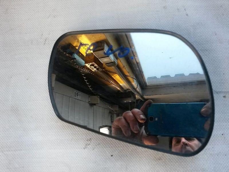Außenspiegelglas rechts beheizbares Spiegelglas MAZDA 6 HATCHBACK (GG) 2.0 DI 89 KW