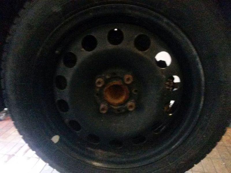 Felge Stahl Preis ist ohne Reifen MINI MINI RB11  ONE D 55 KW