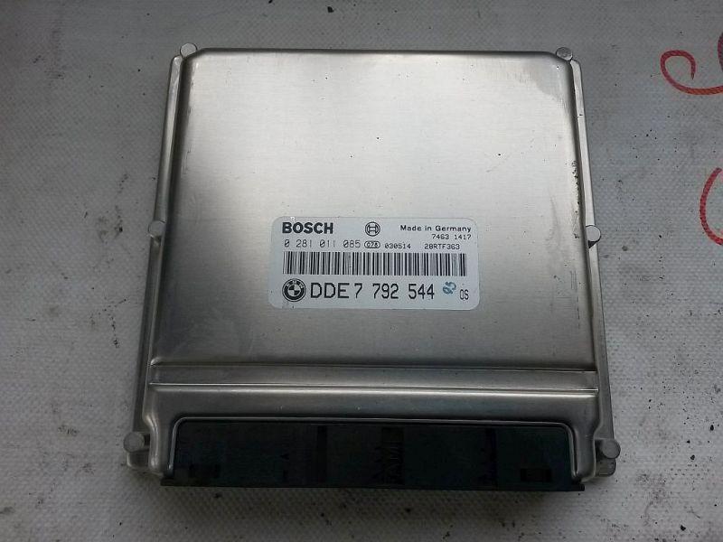 Steuergerät Motor Steuergerätesatz MINI MINI RB11  ONE D 55 KW