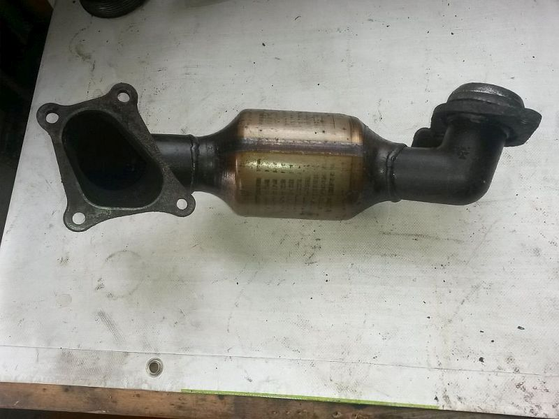 Katalysator (geregelt)  MINI MINI RB11  ONE D 55 KW