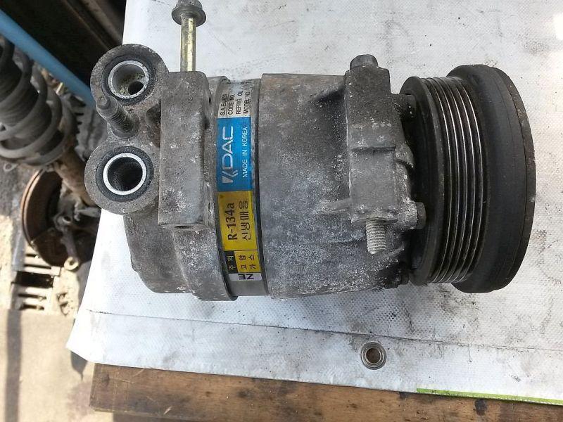 Klimakompressor  CHEVROLET KALOS 1.4 16V 69 KW