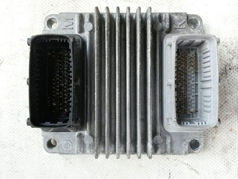 Steuergerät Motor  CHEVROLET KALOS 1.4 16V 69 KW
