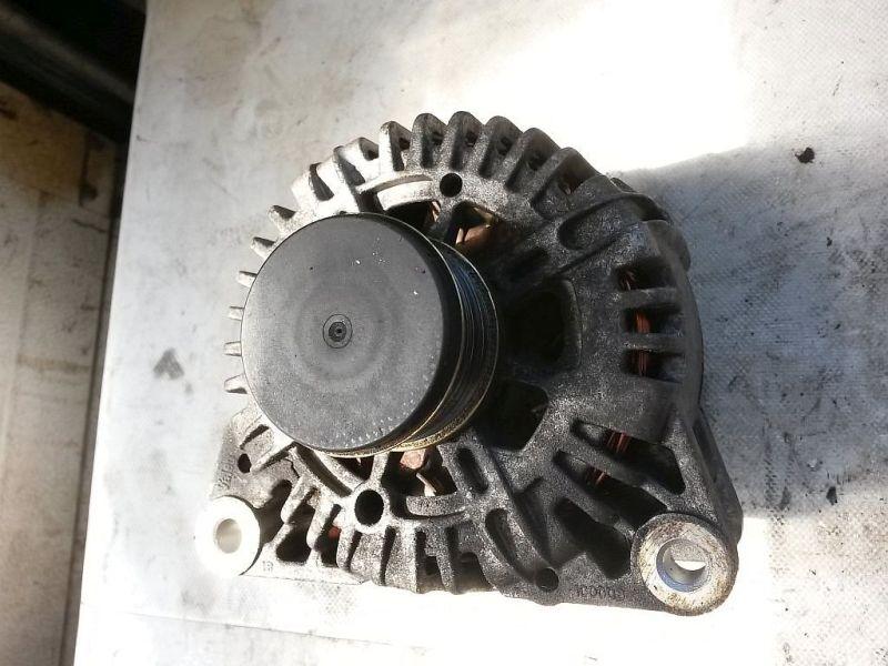 Lichtmaschine Lichtmaschine mit Rollenfreilauf PEUGEOT 206 SW (2E/K) 1.4 HDI 50 KW