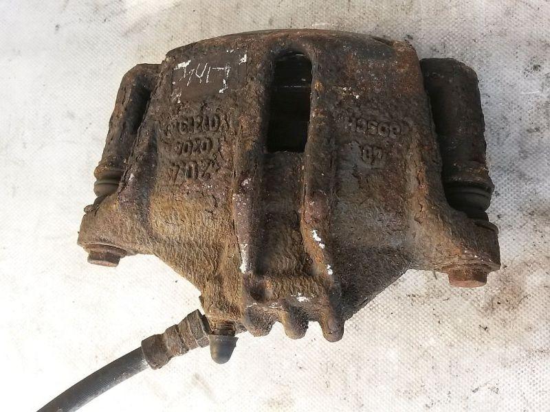 Bremssattel links vorn  PEUGEOT 206 SW (2E/K) 1.4 HDI 50 KW