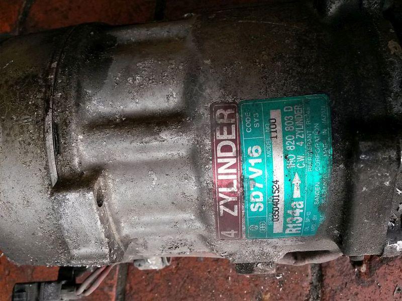 Klimakompressor  SEAT CORDOBA (6K1, 6K2) 1.8I 66 KW