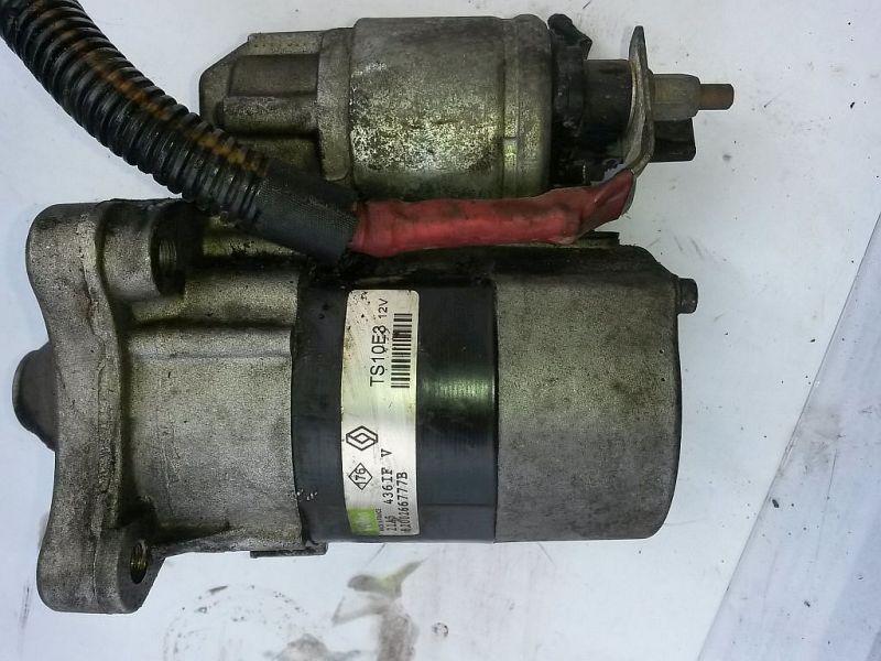 Anlasser Starter RENAULT SCENIC II (JM0/1_) 1.4 16 V 72 KW