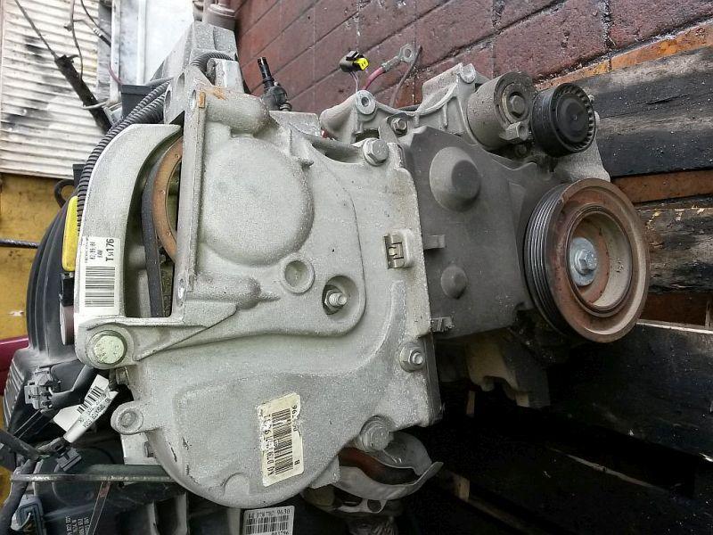 Motor ohne Anbauteile  RENAULT SCENIC II (JM0/1_) 1.4 16 V 72 KW