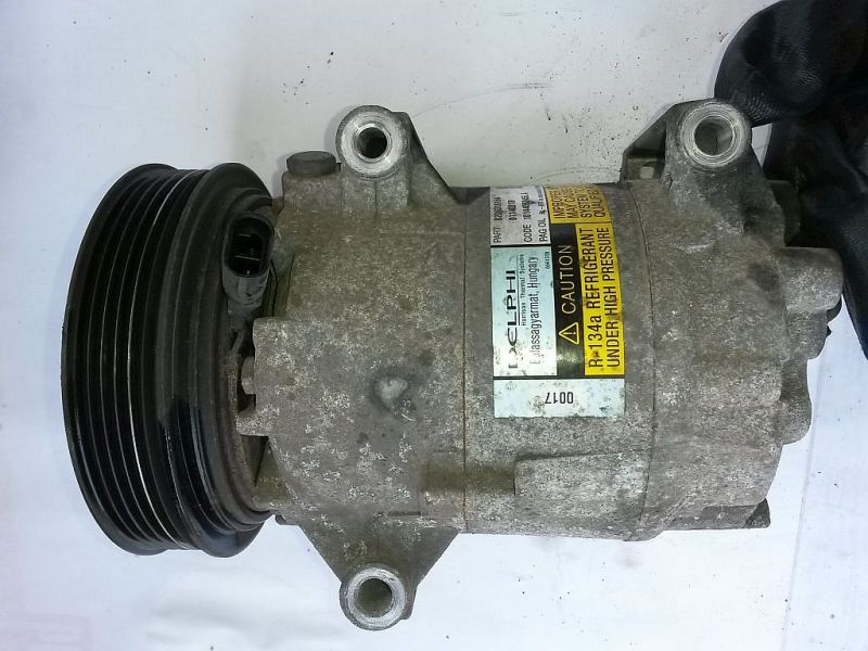 Klimakompressor  RENAULT SCENIC II (JM0/1_) 1.4 16 V 72 KW
