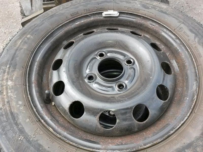 Felge Stahl Preis ist ohne Reifen FORD FOCUS (DAW, DBW) 1.8 DI/TDDI 55 KW